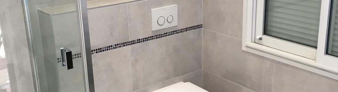 aquabella sanitaire perfect douche italienne avec. Black Bedroom Furniture Sets. Home Design Ideas