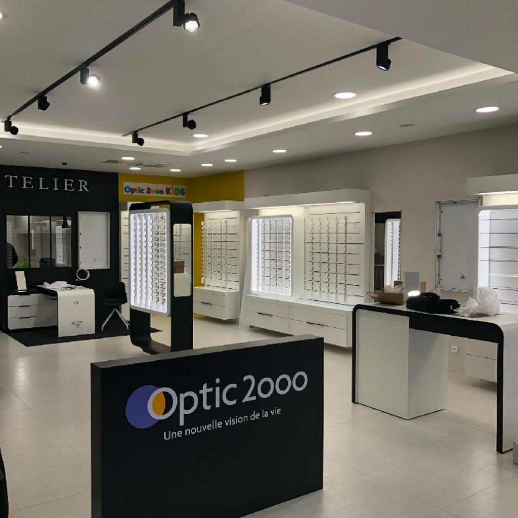 Réalisation d un magasin Optic 2000 à Lorient – An Oriant Sols fe01c4773280